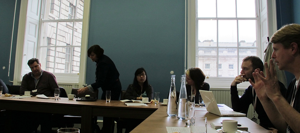 Chinese Film Festival Studies Network Workshop, London May 30th 2013