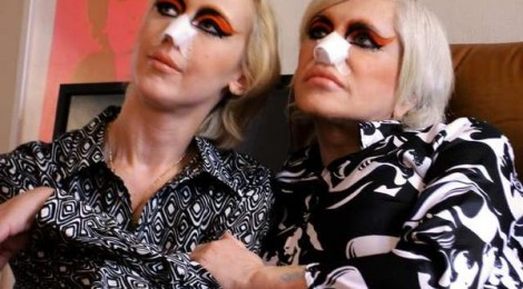 Cosmetics#1: Genesis Breyer P-Orridge