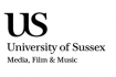 School of Media, Film and Music, University of Sussex