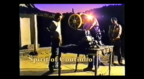 Spirit of Eduardo Coutinho: A video essay on his documentaries by Michael Chanan