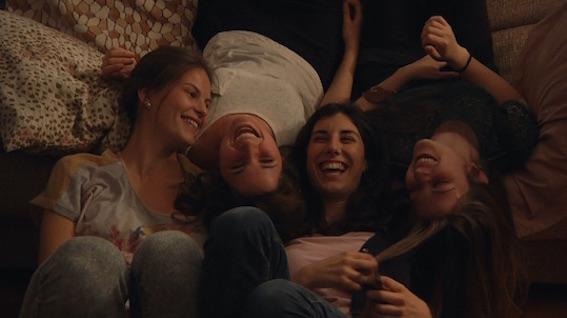 04 - LES AMIGUES DE L'ÀGATA (Alba Cros, Marta Verheyen, Laia Alabart, and Laura Rius, 2014)