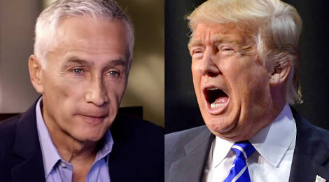 Donald Trump vs. Jorge Ramos