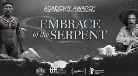 Falling into the Embrace of the Serpent by Deborah Shaw