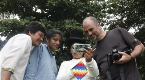 Dossier on Indigenous filmmaking from Abya Yala Part I: Tzotzil, Mapuche, Zapotec. Filmic Practice Otherwise.