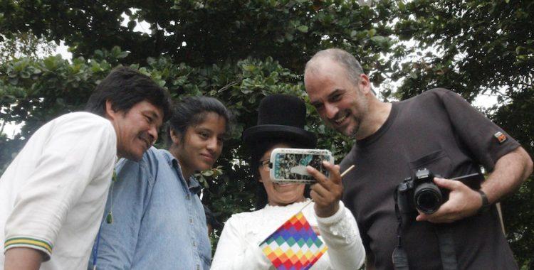 Serie temática: Cine indígena de Abya Yala. Primera parte: Tsotsil, Mapuche, Zapotec. Prácticas alternativas de hacer cine.