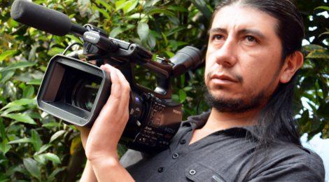 Entrevista con el director mapuche Gerardo Berrocal