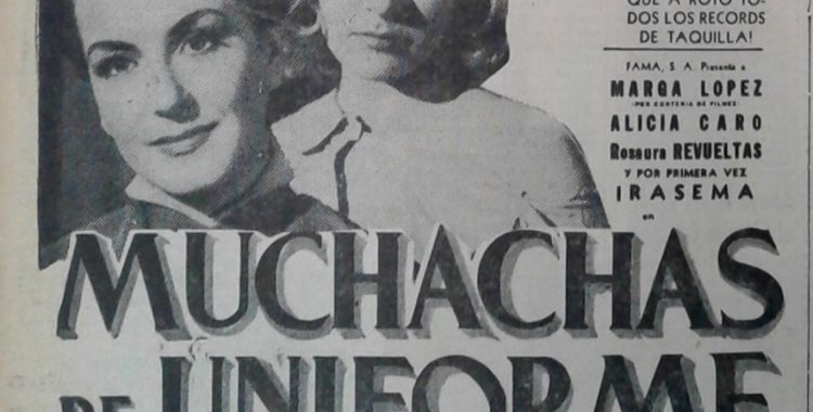 These Mexican Mädchen