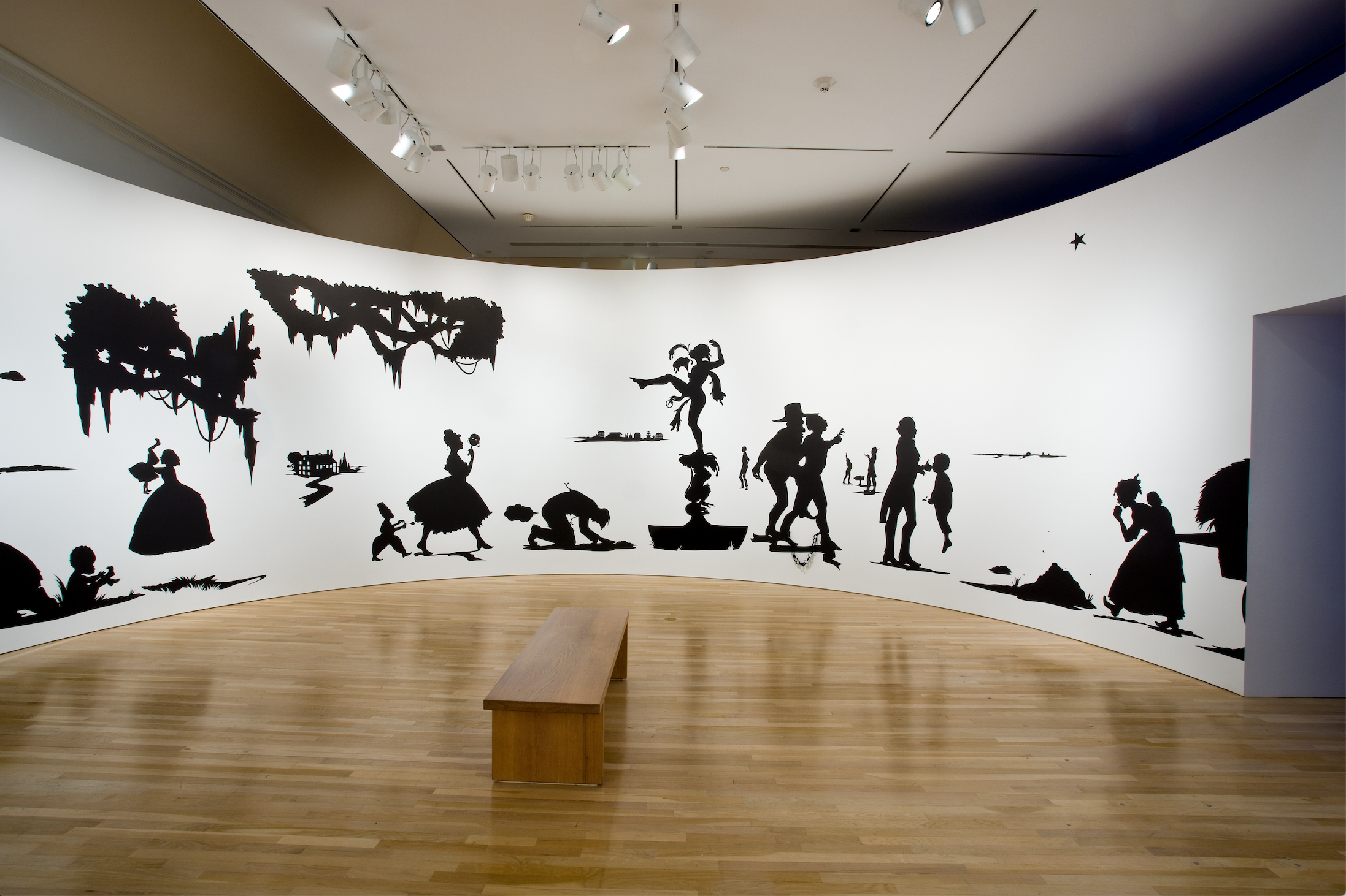 5.5 Life in Those Shadows! Kara Walker's Post-Cinematic ...