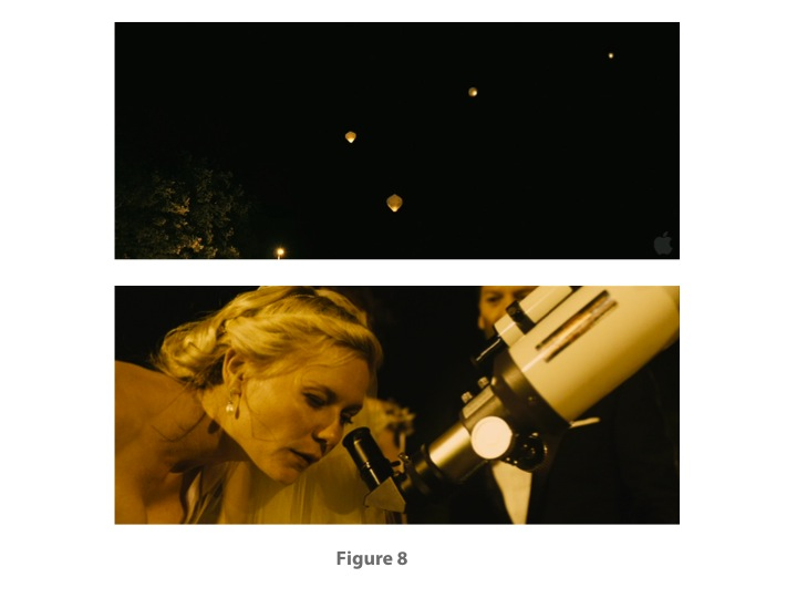 Fig. 8 From MELANCHOLIA (Lars von Trier, 2011)