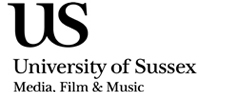 Supported by the School of Media, Film and Music, University of Sussex